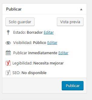 pagina web en valencia - gestión