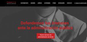 diseño de una página web en Valencia - Segarra