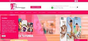 diseño de una página web en Valencia -fundas