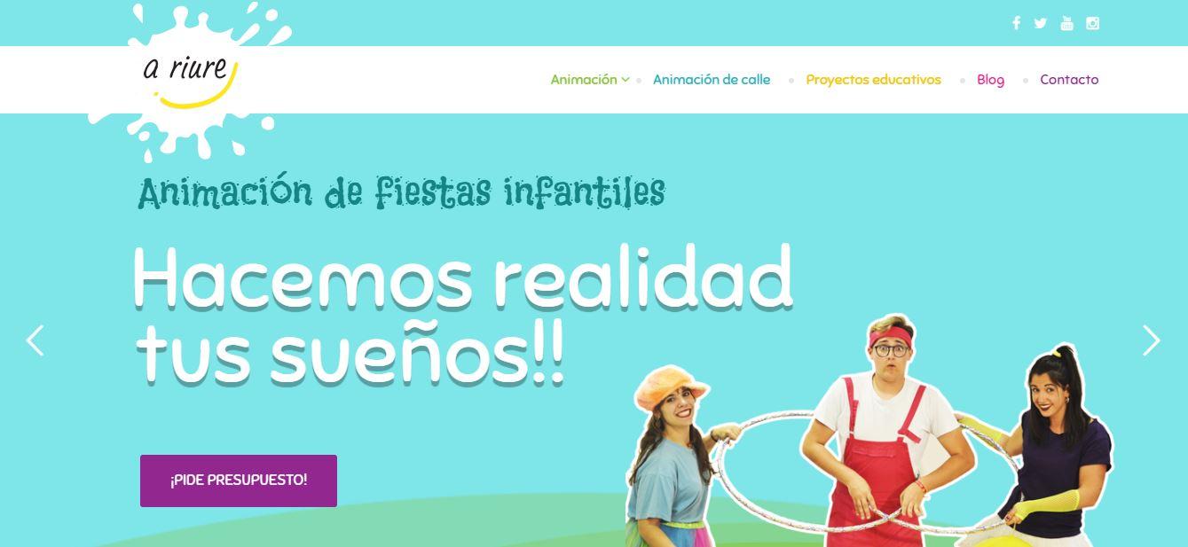pagina web en valencia - empresa
