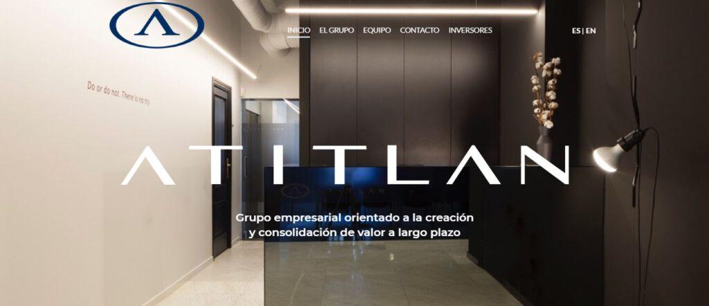 Diseño web valencia - at