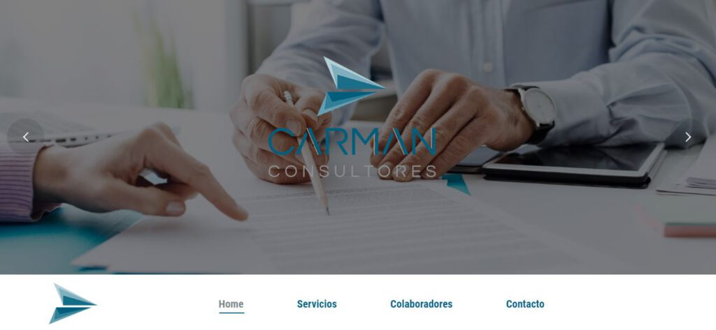 diseño web en valencia - carman