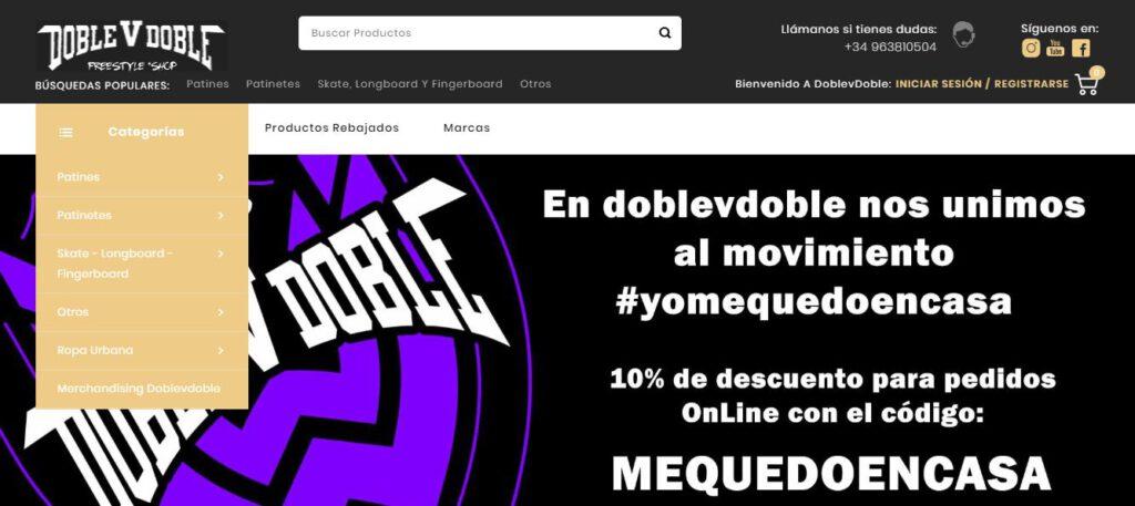 diseño web en valencia - doble