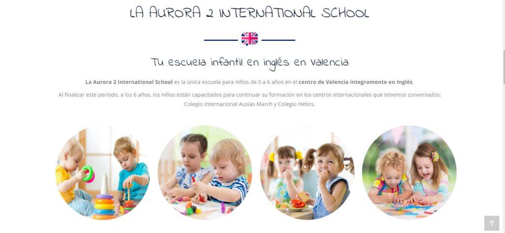 diseño web en valencia - intern