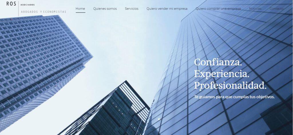 diseño web en valencia - ros